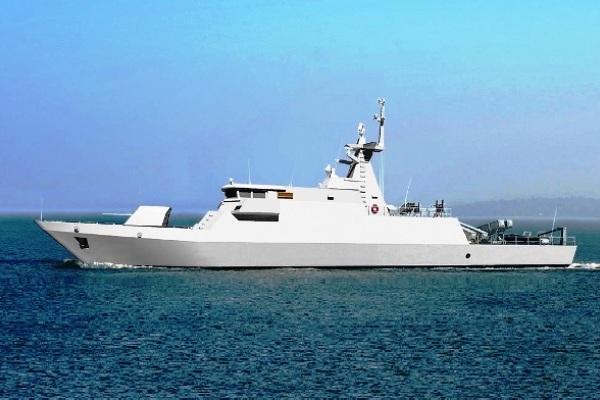 Kapal Cepat Rudal KCR 60 M