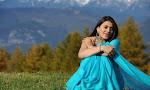 Hansika Motwani latest saree photos stills Gallery-thumbnail