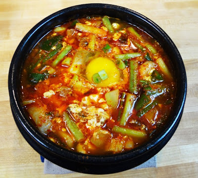 Makanan Korea Soondubu Jiggae
