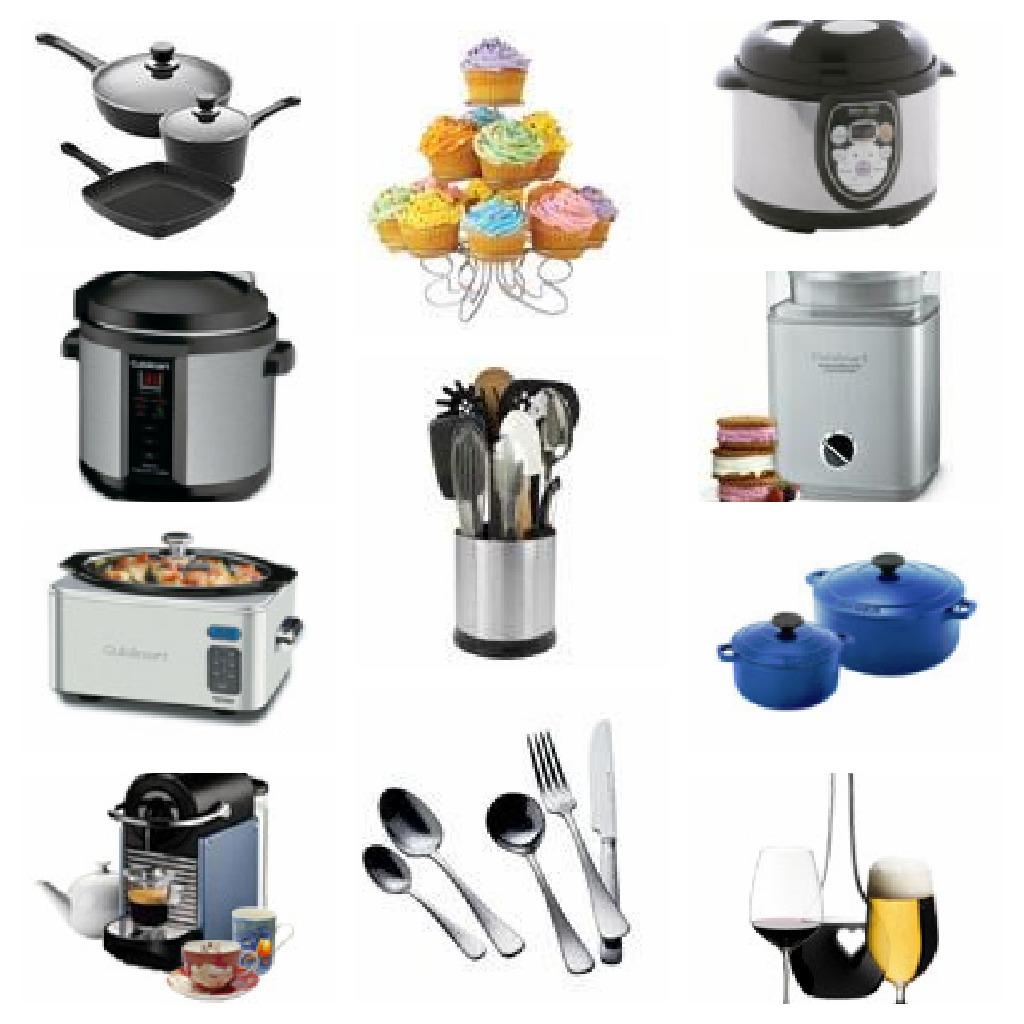 Love SJ!!! kitchenware PEELING
