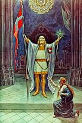 Parsifal y el Santo Grial