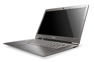 Acer Aspire S3 screenshot 2