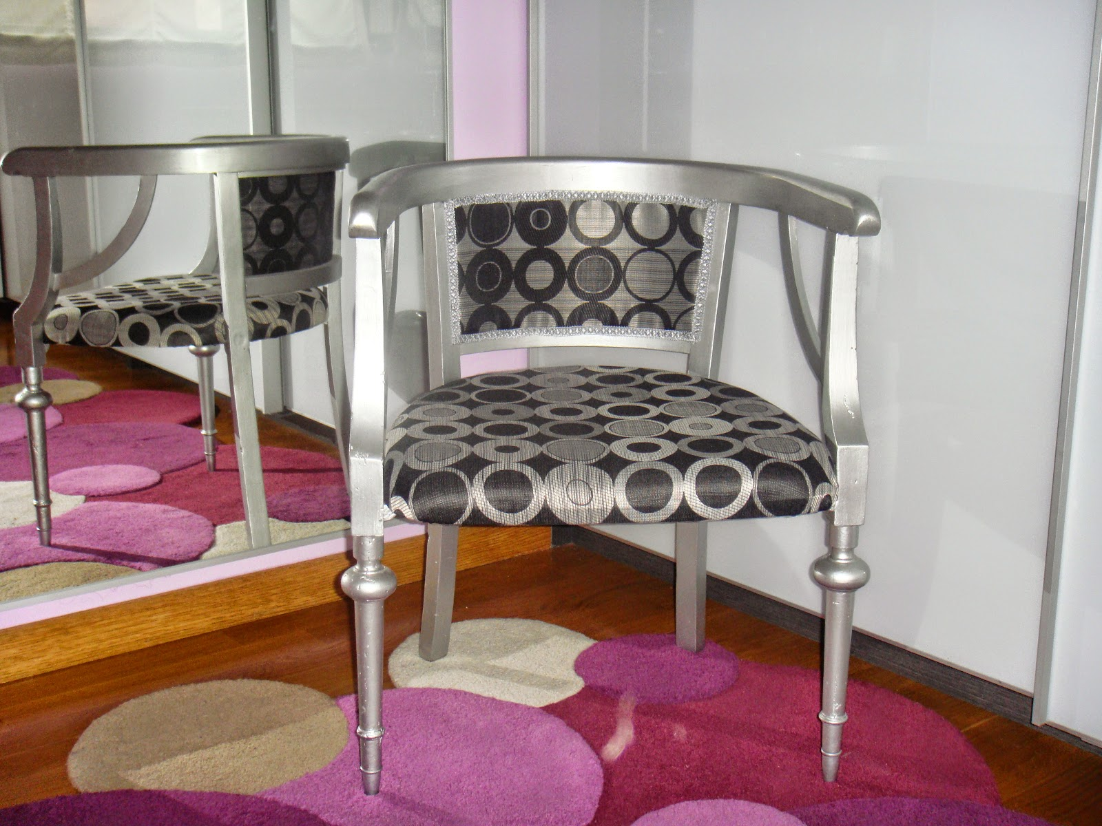 Detr s de mi puerta restauraci n silla centenaria antes - Restauracion de sillas ...