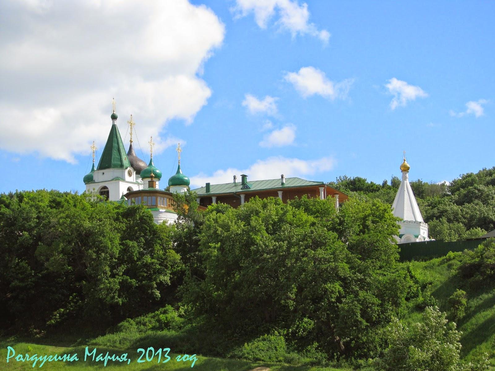 Нижний Новгород фото Печерский монастырь