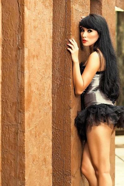 Foto Hot Shita Destya Majalah Male