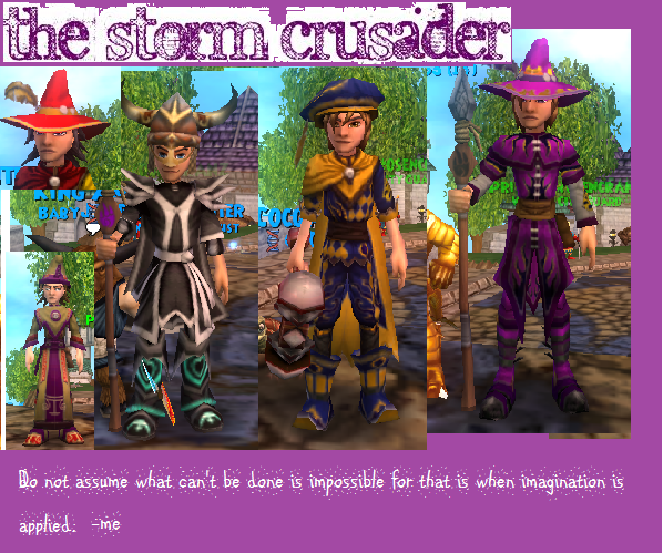 The Storm crusader