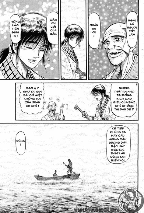 Chú bé rồng-Ryuuroden chap 37 Trang 44 - Mangak.info