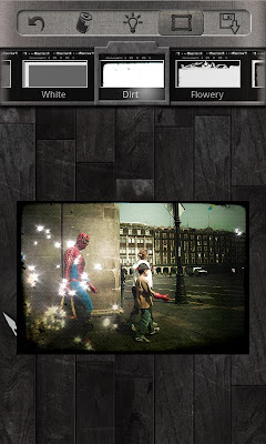 Pixlr-o-matic 2.0 Apk | Aplikasi edit foto Android