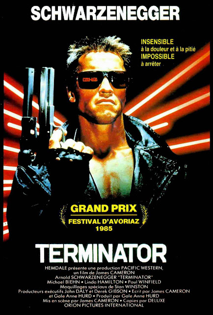 Mediafire Movies: The Terminator - 1 (1984) I Am Number Four Movie Poster