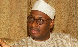 PDP Begs Obasanjo for Forgiveness, Asks Him to Lead Them Alhaji Adamu Mu'azu, national chairman of PDP in Nigeria