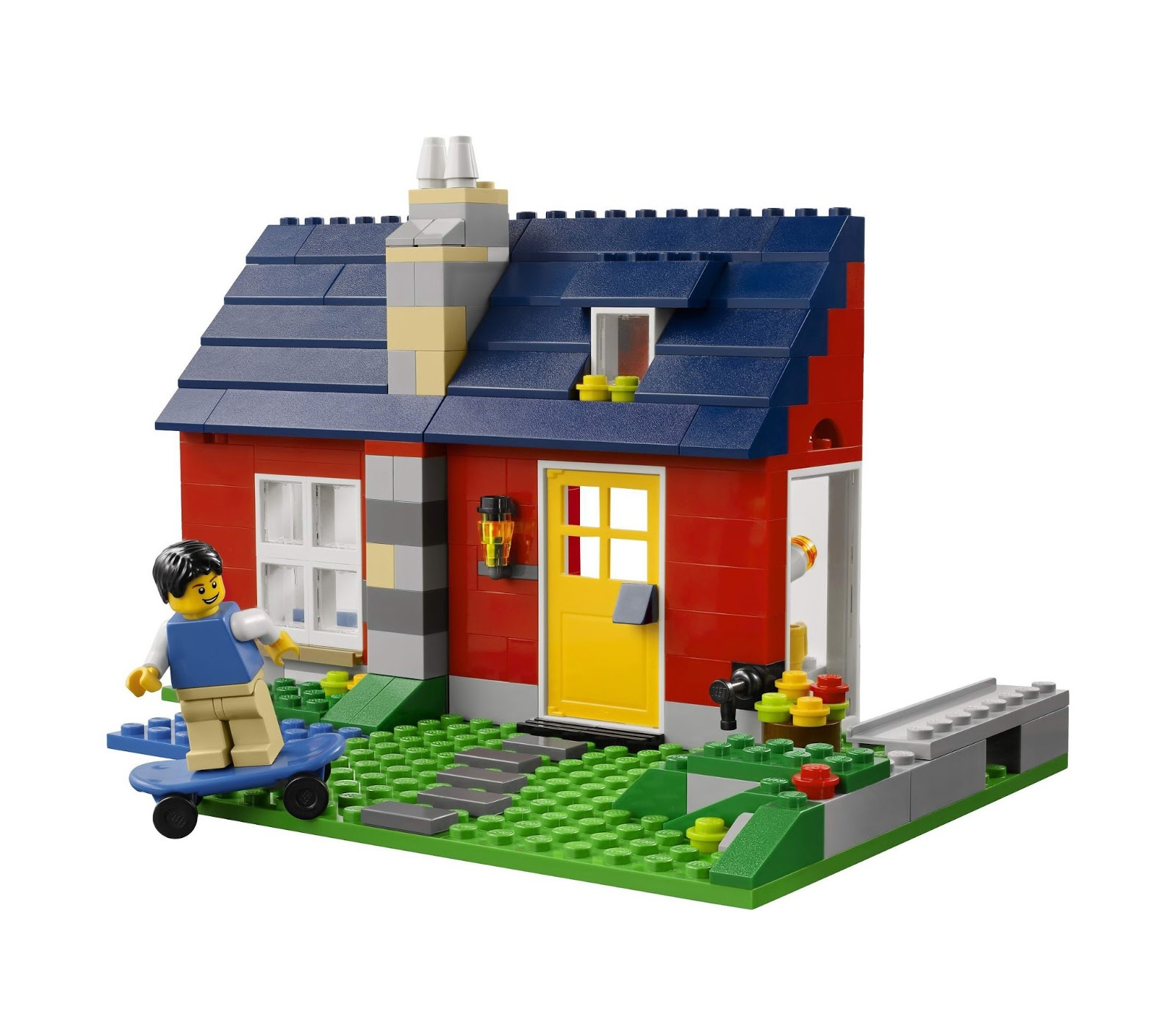 Set database lego 31009 small cottage - Comment faire une ville lego city ...