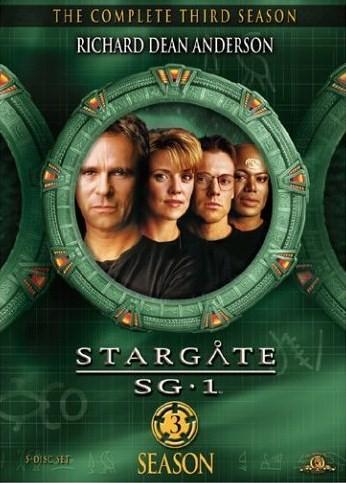 Assistir Stargate SG 1 3 Temporada Dublado e Legendado Online