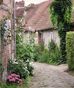 Beautiful Village backwalk