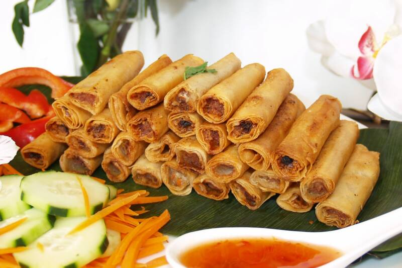 ingredients 1 20 count package lumpia skins or egg roll wrappers 1 2 ...