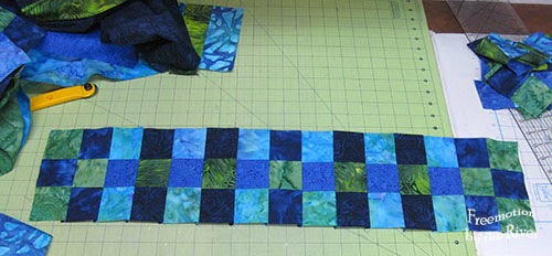 2014 Block of the Month at Craftsy