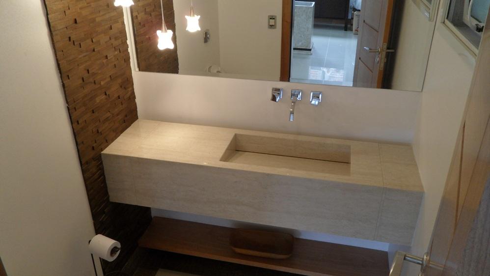 Construindo um Castelinho Inspiração e Sonhos III -> Cuba Para Banheiro Com Valvula Oculta