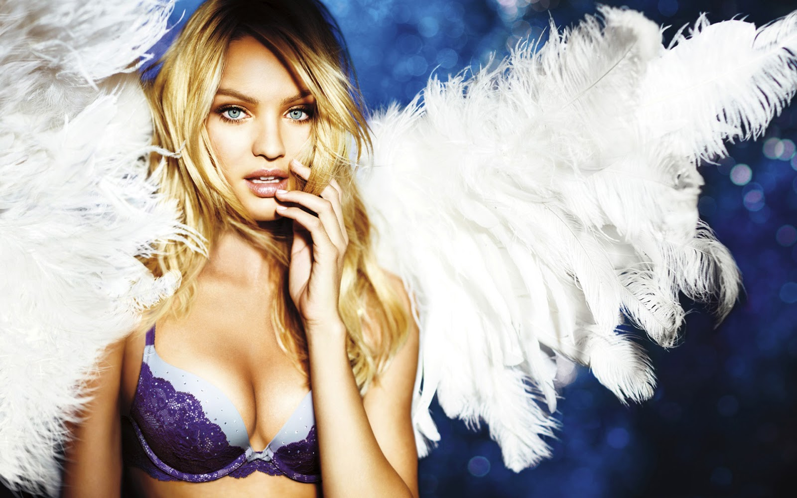 Candice Swanepoel Secret Angel