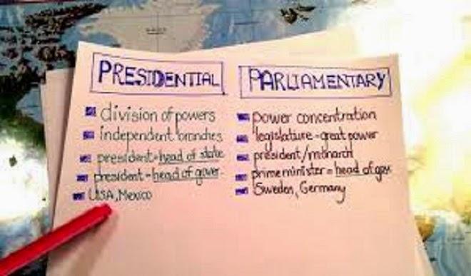 Essay topic Parliamentary vs. Presidential Systems