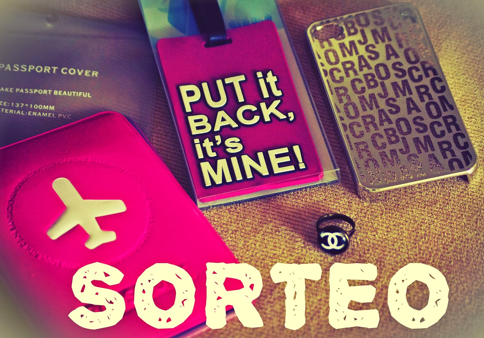 SORTEO-TRAVEL CHIC