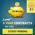 Hasilkan Bitcoin Dengan Cloud Mining di PBMining (Review)