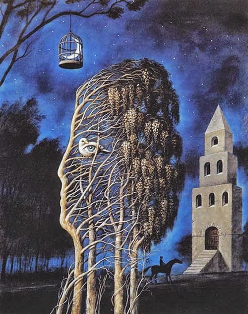 12-Artist-Painter-and-Graphics-Designer-Rafal-Olbinski-Surreal-Paintings-www-designstack-co