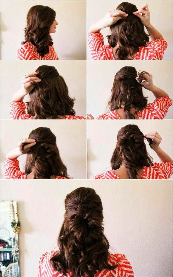 easy tutorials on hairstyles fashionate trends