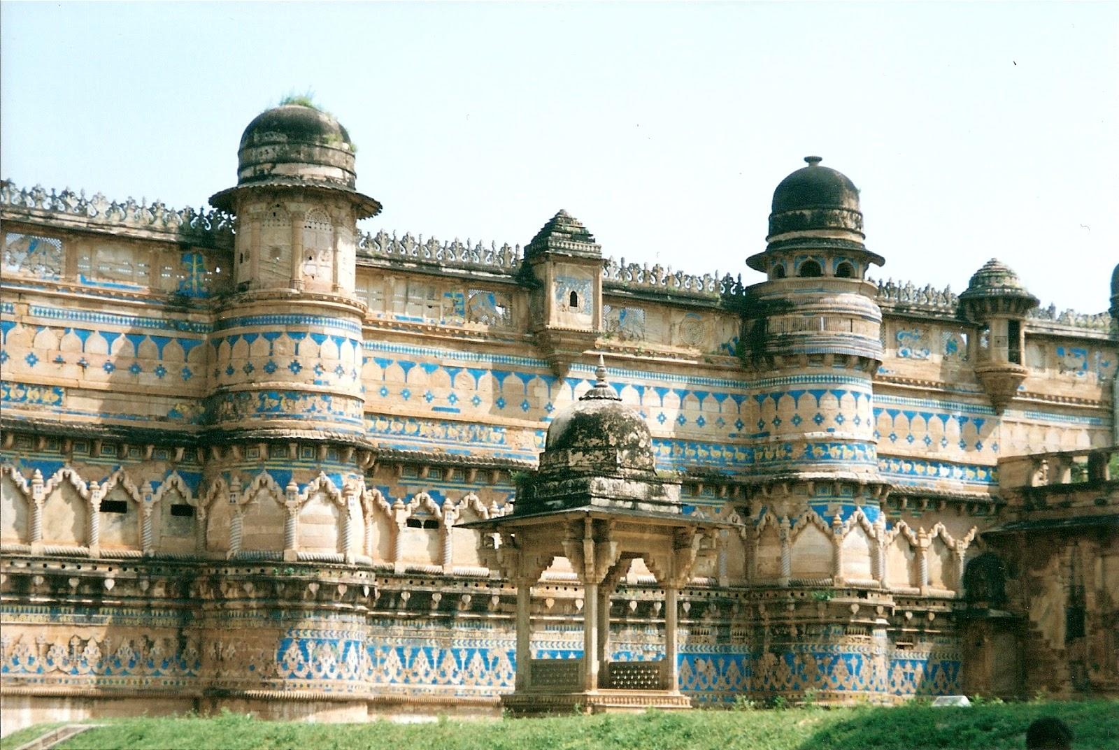 gwalior fort wallpaper