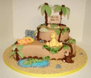 Nice Cake Island Model