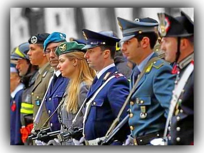 Revisione degli ordinamenti e dei ruoli delle Forze di Polizia...