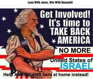 DUMP ISRAEL NOW!
