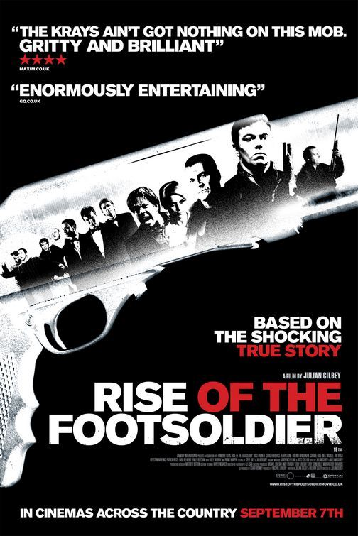rise of the foot soldier book review