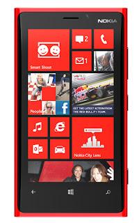 Nokia Lumia 900 AT&T