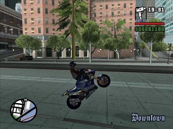Judul  Cheat GTA San Andreas PC   PS2 Lengkap