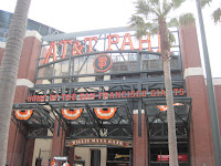 A Trip to AT&T Park