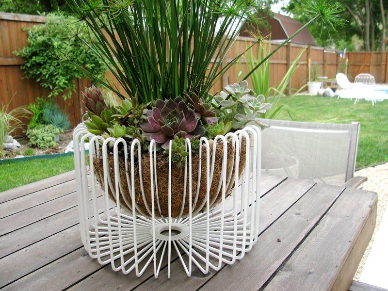 Ikea Tradig Fruit Bowl Green Plant Religion