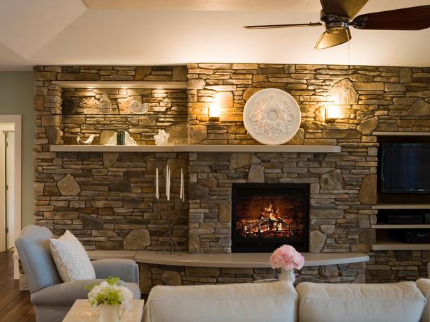 Home Design Living room Interior Design 2012