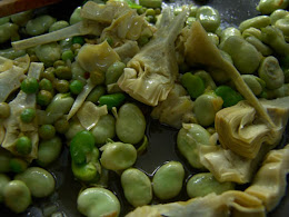 Broad Beans and Artichokes