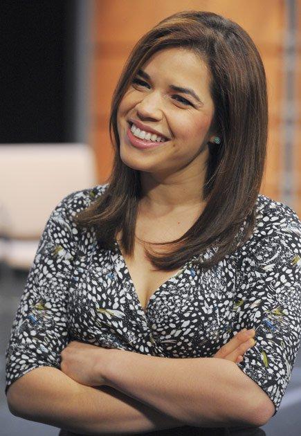 America Ferrara has insured her smile for $ 10 million