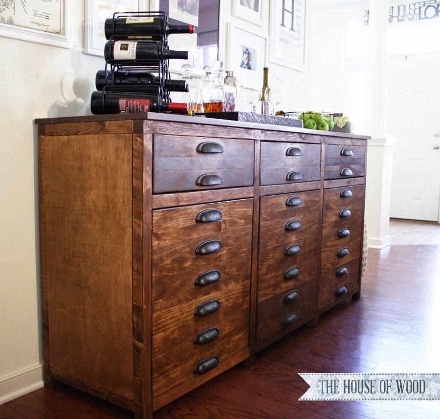 12 Free Diy Dresser Plans Pneumatic Addict