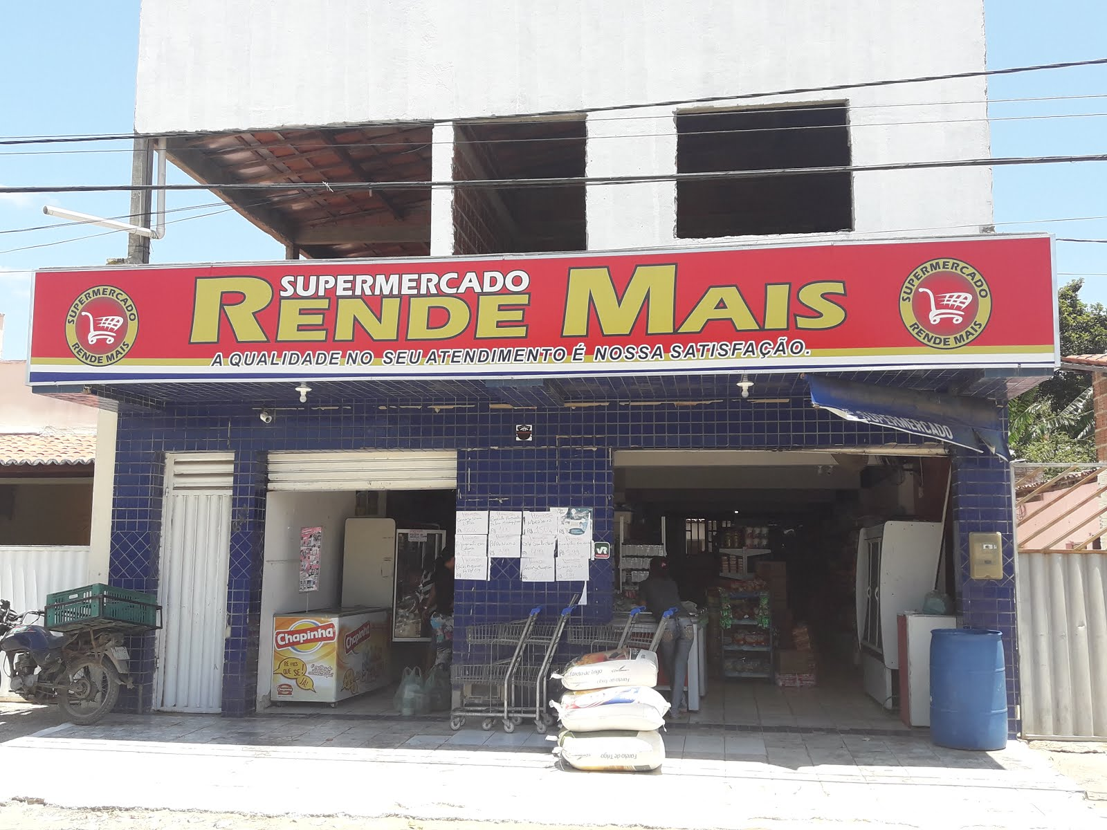 SUPERMERCADO RENDE MAIS