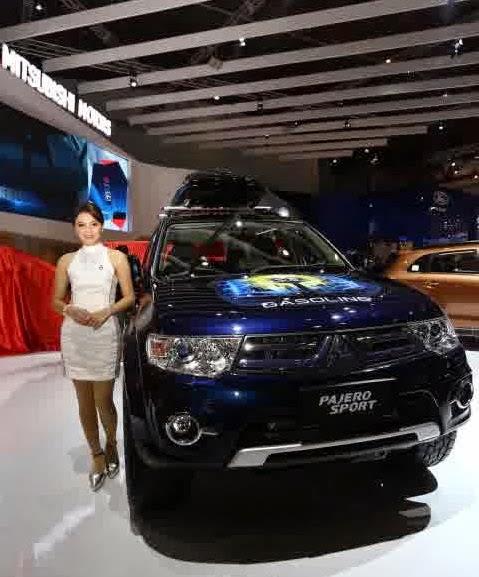 Inilah Kelebihan New Mitsubishi Pajero Sport V6 Bensin