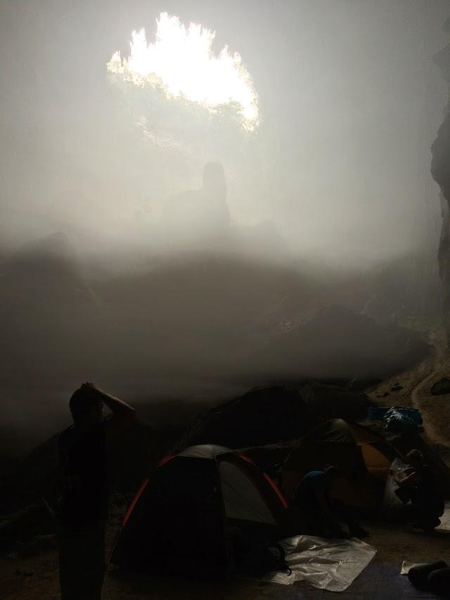 trekking Son Doong 19