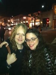 Tessa and Danielle