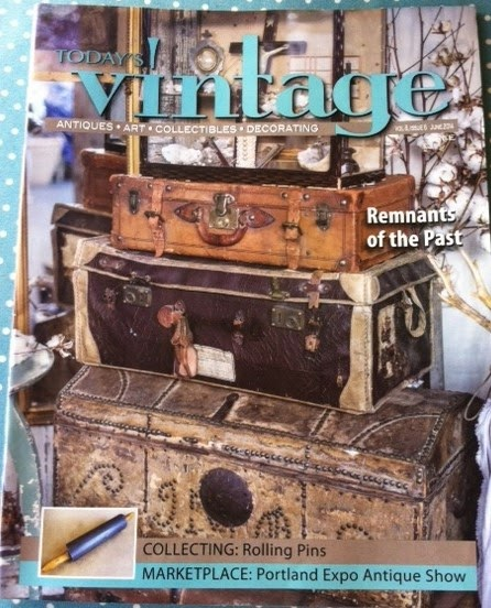 Today's Vintage Magazine