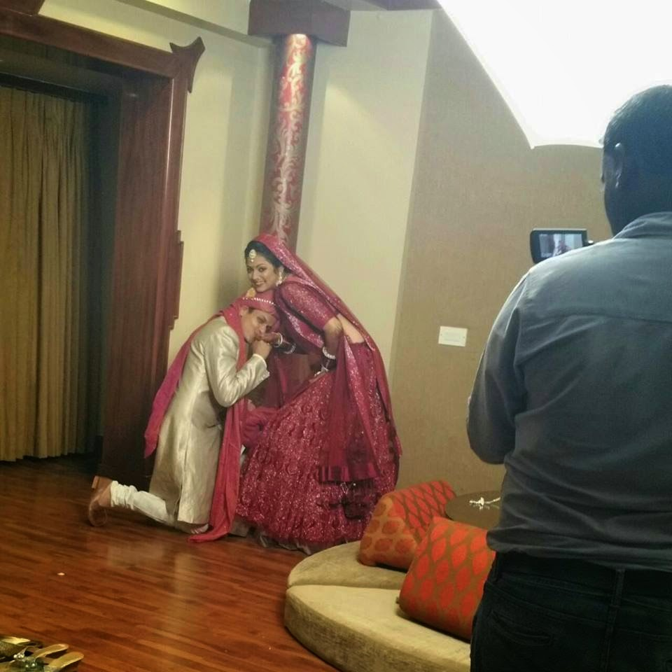 Drashti Dhami Wedding Photos