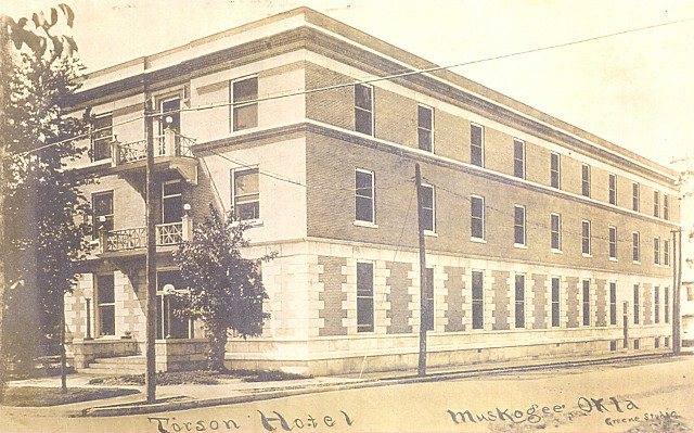 Muskogee's Torson Hotel