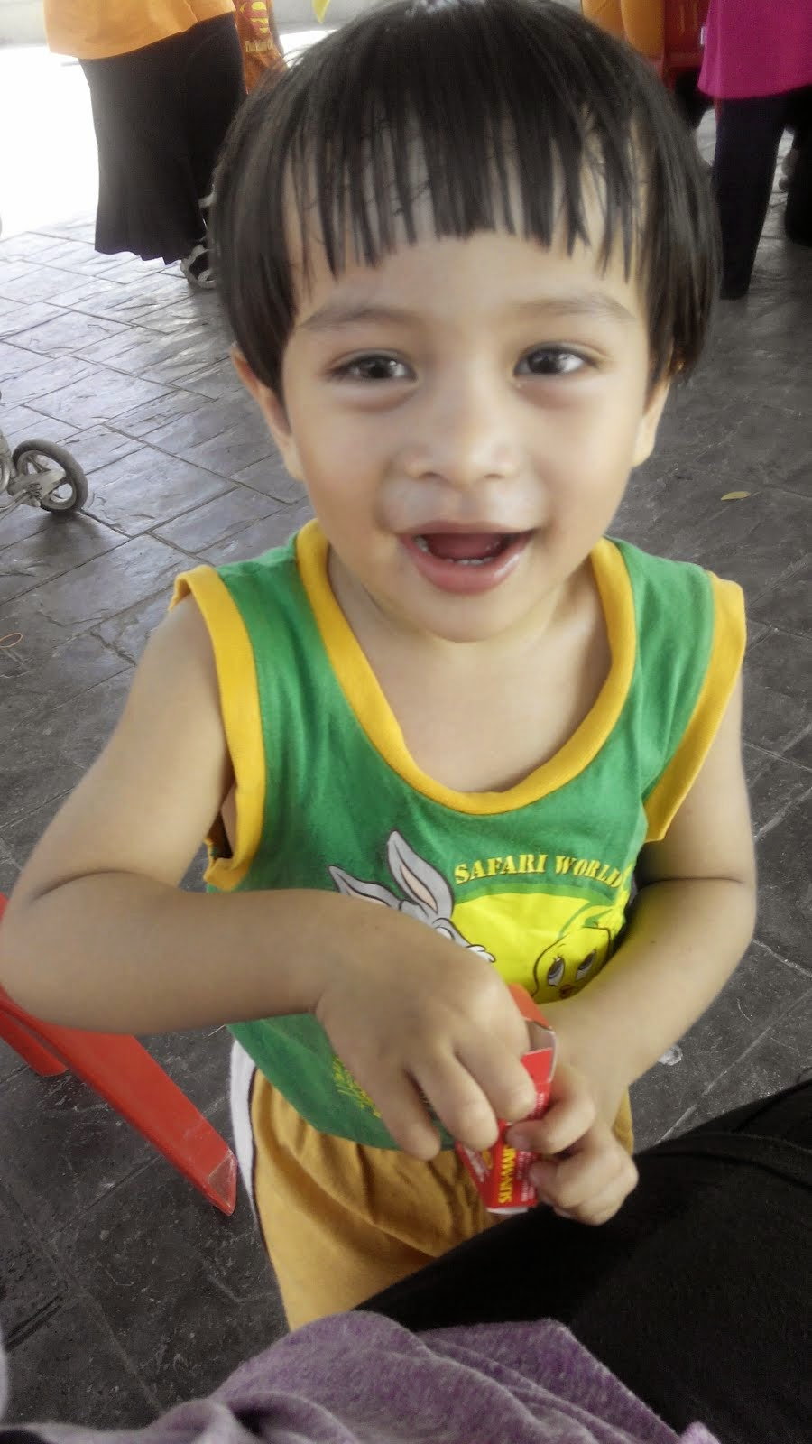 Arief Faheem 3 years