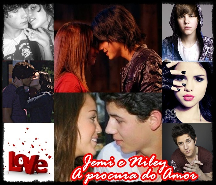 Jemi & Niley a Procura do Amor