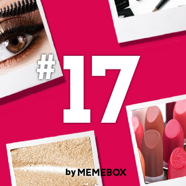 memebox review Global #17