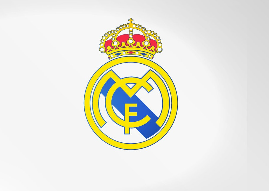 photos of real madrid logo